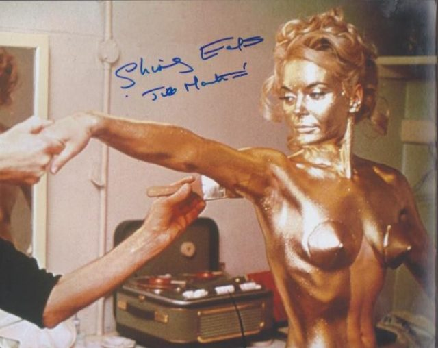 Shirley Eaton – Five Minutes of Fame