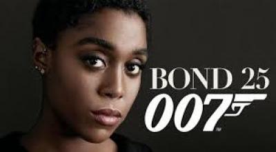 Een zwarte vrouw als James Bond?