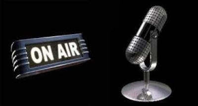 Op de radio in Nederland
