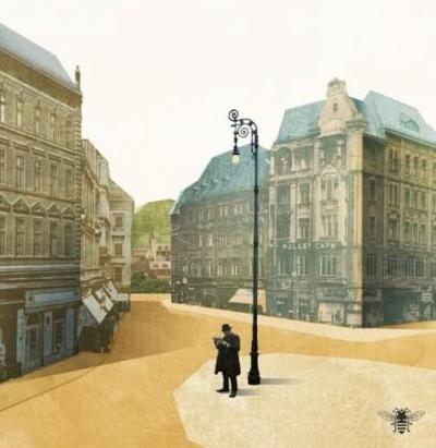 Petite histoire in het vooroorlogse Wenen