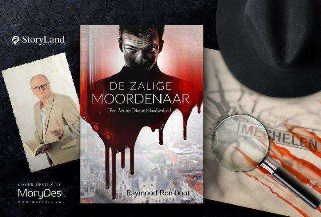 Boektrailer De Zalige Moordenaar