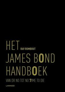 Lannoo publiceert mijn volgend James Bond Boek